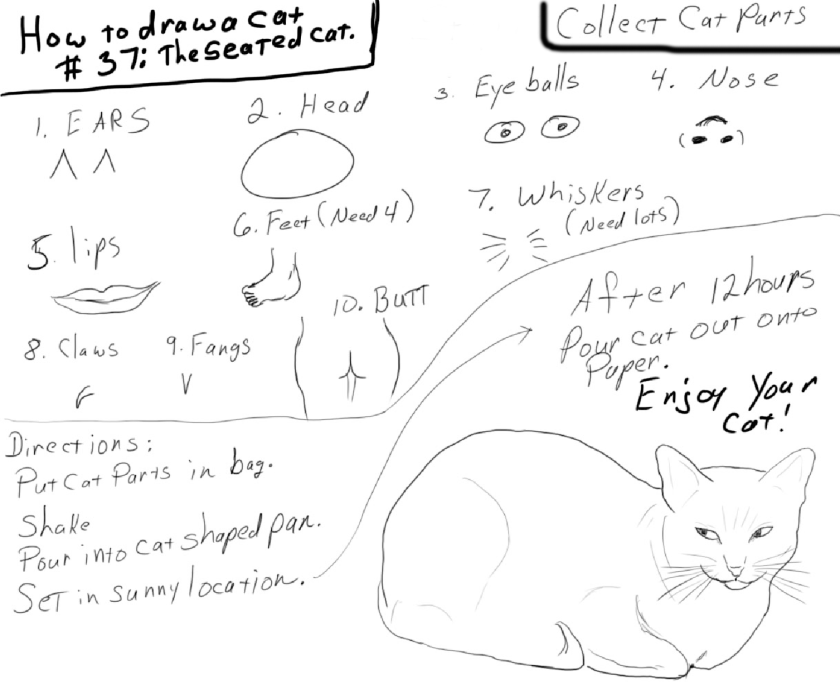 how to draw cat.png